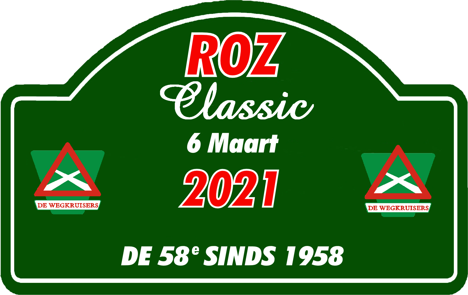 sticker ROZ 2021